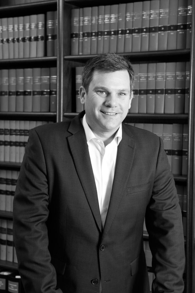 Lucas Hewlett - Brisbane Lawyer